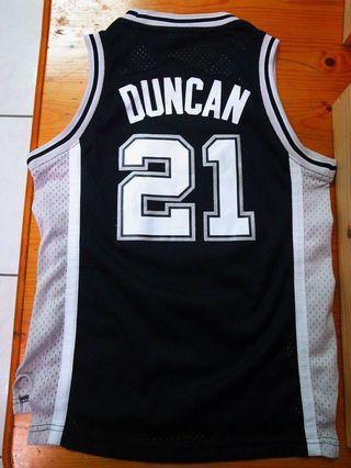 🚚 NBA青年版 鄧肯 尺寸Ym 狀況很新!退休