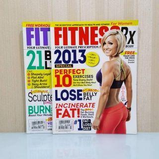 Fitness Rx Megazine (take all)