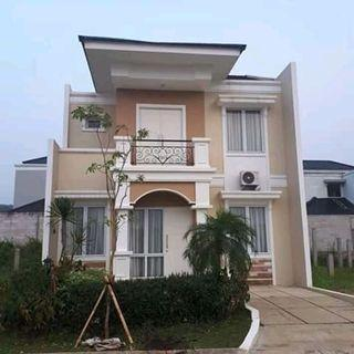Rumah 2 Lantai UTJ 30 juta