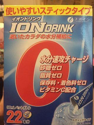 ◆優之源®Ion運動電解質補充飲