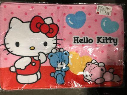 🚚 Hello kitty好朋友繽紛地墊