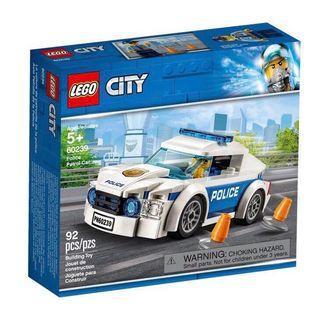 Lego 60239 - Police Patrol Car