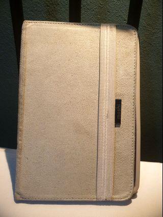 iPad Mini 1 Case - Suede (Beige)