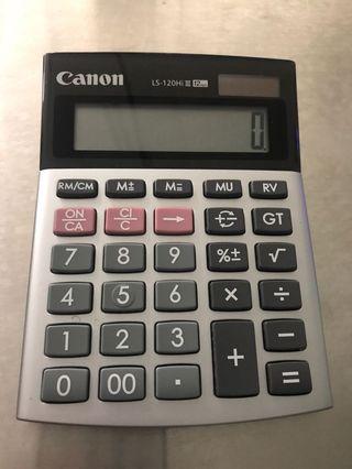 Canon 計數機 LS-120Hi III 12數位