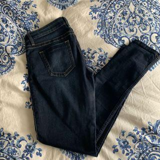 Dark wash Guess jeans