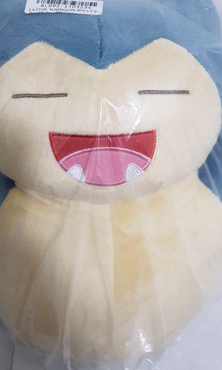 🚚 Snorlax (Pokemon) (detective pikachu)