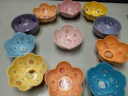 ❤😘全新未用過陶瓷碗。適合使用或收藏。🙏🙏❤❤