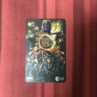 🚚 Avengers: Endgame Ez-link card
