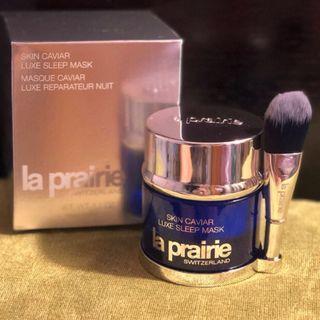 LA PRAIRIE La prairie Skin Caviar Luxe Sleep Mask (50ml) 萊珀妮 萊珀妮 魚子精華瓊貴睡眠面膜