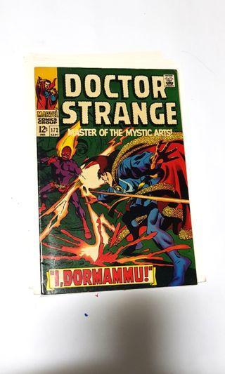 DOCTOR STRANGE 172 (4th issue 1st Series)