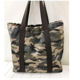 Handmade casual smart tote bag