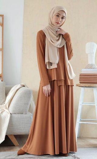 Calaqisya Taka Skirt Only