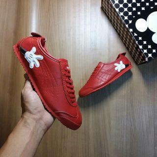Sepatu Asics Onitsuka Mickey Red