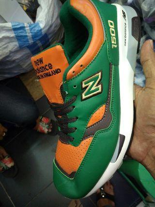 Sepatu New Balance Green