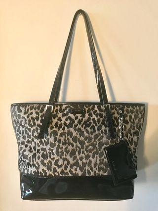 New Nine West Leopard Print Tote 👜