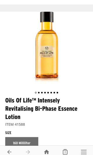 Mark Dw - Oils Of Life™ Intensely Revitalising Bi-Phase Essence Lotion