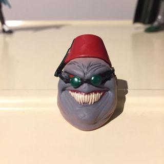 "Shadow King BAF head 6"" Marvel Legends"
