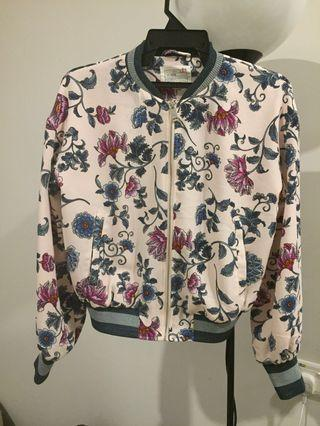 Floral Jacket Rm25 with post!