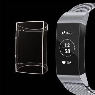 Fitbit Charge 3 Rubber Casing Protector (Full Face)
