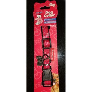 Hello Kitty 狗頸圈 Dog Collar. Fit neck (40-56cm).
