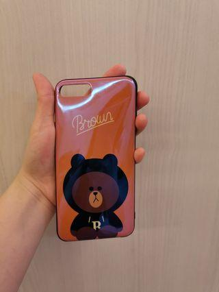 IPhone 7 plus bear casing