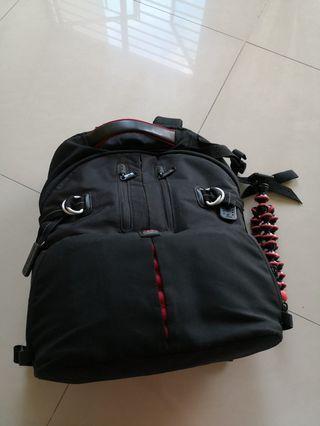 KataDR-467I-BB Camera Rucksack (Black)
