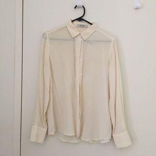 Jac Jack silk blouse