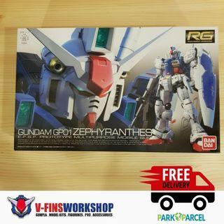 RG Zephyranthes Gundam