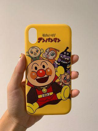 🚚 anpanman iphone xr case