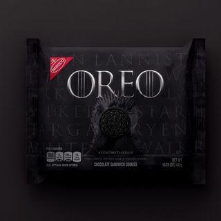 [LIMITED EDITION] Oreo x Game of Thrones