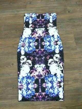 Doublewoot Floral Dress