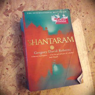 'Shantaram' by Gregory David Roberts