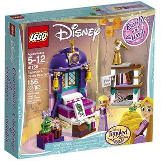 🚚 LEGO Disney Princess: Rapunzel's Castle Bedroom
