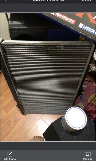 Radiator for CS3 used only 4 months