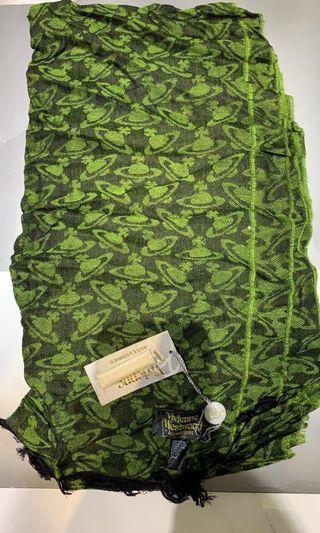 Vivienne Westwood cotton scarf