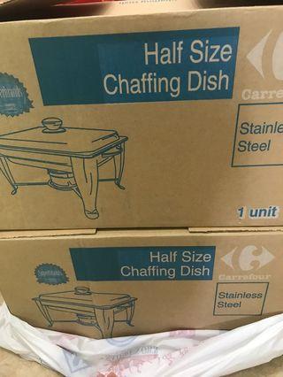 Chafing dish 2 sets