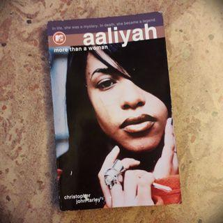 Aaliyah 'More Than a Woman' by MTV Books