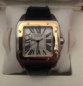 🚚 Cartier Santos 100 XL