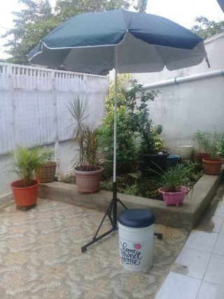 Payung Taman Cantik