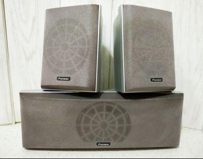Pioneer Surround Speakers