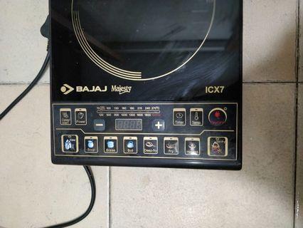 Bajaj ICX7 Induction Cooker (Black)