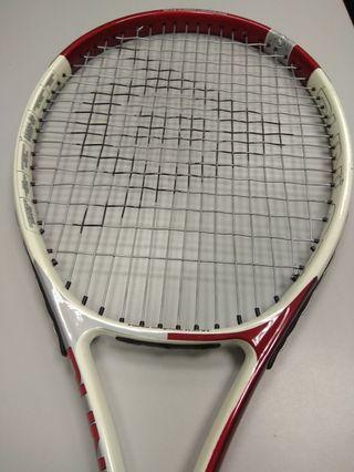 Tennis racquet- fused graphite Ti270+