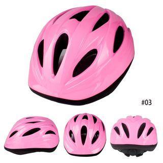 #03 自行車頭盔 安全帽