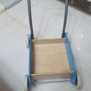 IKEA 玩具推車 學步車