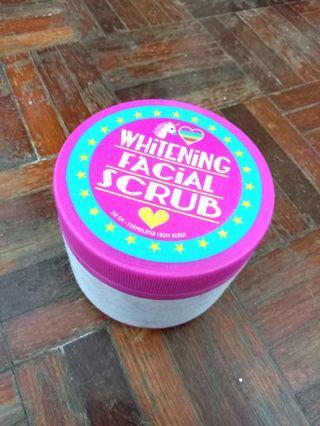 Body Scrub Whitening barbie scrub