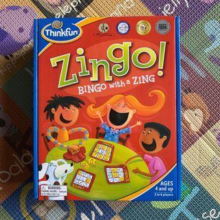 Think Fun Zingo Bingo