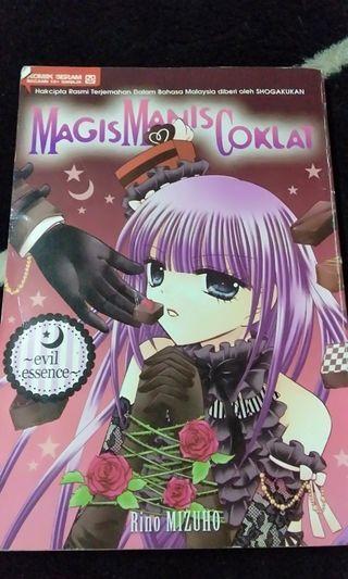 Magis manis coklat