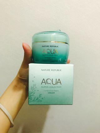 🚚 Nature Republic Super Aqua Max Combination Watery Cream 80ml