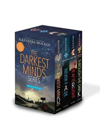 🚚 The Darkest Minds Series Boxed Set