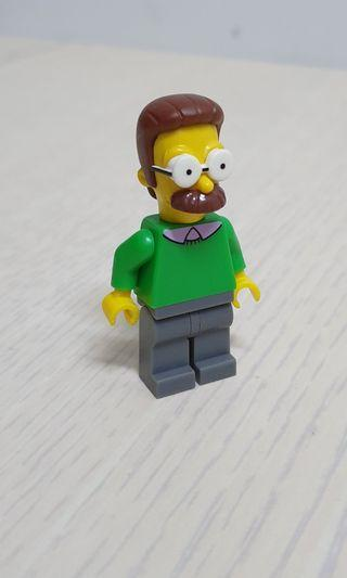Lego The Simpsons Minifigures Series 1 (no.7)